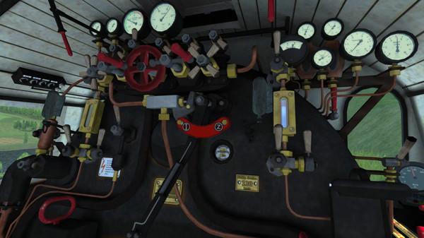 скриншот Train Simulator: DB BR 18 Steam Loco Add-On 0