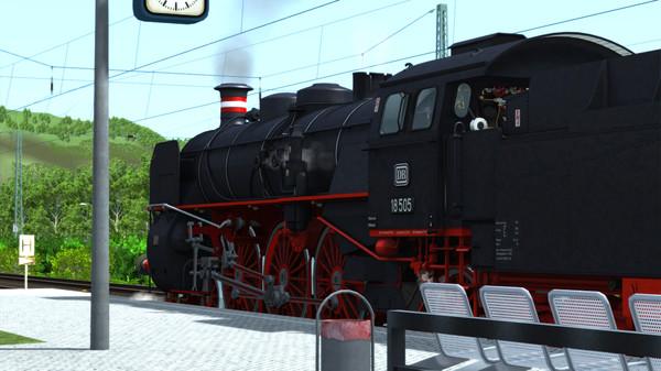 скриншот Train Simulator: DB BR 18 Steam Loco Add-On 2