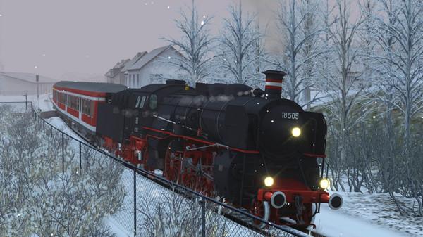 скриншот Train Simulator: DB BR 18 Steam Loco Add-On 5