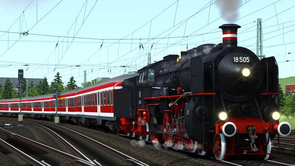 скриншот Train Simulator: DB BR 18 Steam Loco Add-On 4