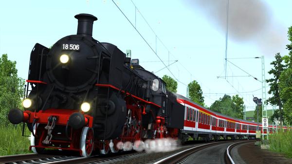 скриншот Train Simulator: DB BR 18 Steam Loco Add-On 3