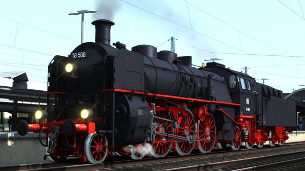 скриншот Train Simulator: DB BR 18 Steam Loco Add-On 1