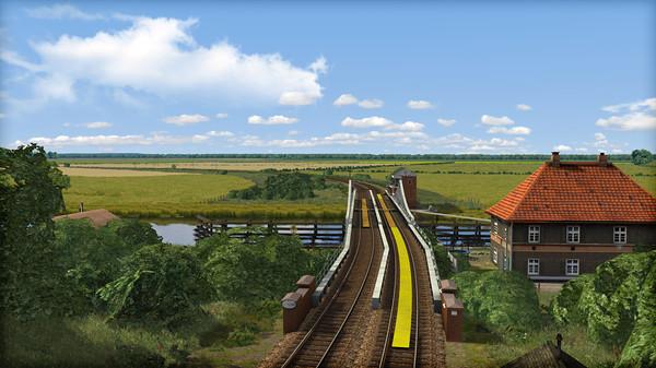 скриншот Train Simulator: Wherry Lines: Norwich – Great Yarmouth & Lowestoft Route Add-On 1