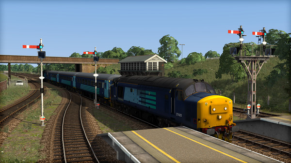 скриншот Train Simulator: Wherry Lines: Norwich – Great Yarmouth & Lowestoft Route Add-On 4