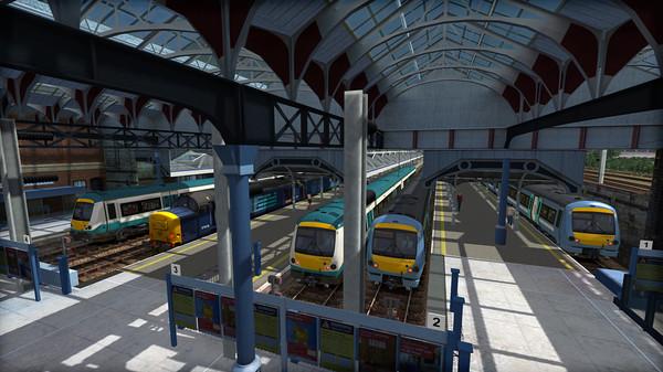 скриншот Train Simulator: Wherry Lines: Norwich – Great Yarmouth & Lowestoft Route Add-On 5