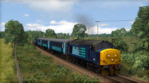 скриншот Train Simulator: Wherry Lines: Norwich – Great Yarmouth & Lowestoft Route Add-On 0
