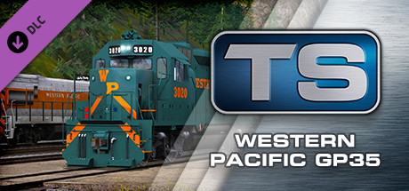 Train Simulator: Western Pacific GP35 Add-On