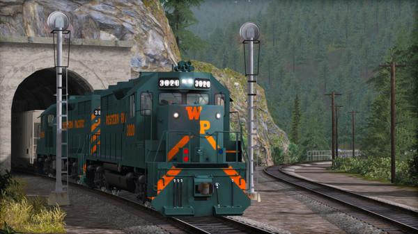 скриншот Train Simulator: Western Pacific GP35 Add-On 5