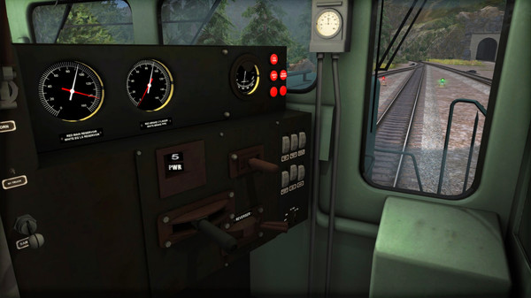 скриншот Train Simulator: Western Pacific GP35 Add-On 0