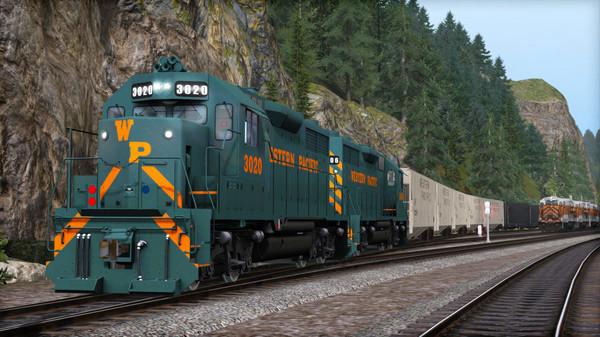скриншот Train Simulator: Western Pacific GP35 Add-On 3