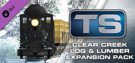 Train Simulator: Clear Creek Log & Lumber Expansion Pack Add-On