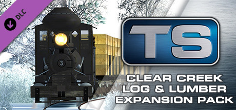 Train Simulator: Clear Creek Log & Lumber Expansion Pack Add-On