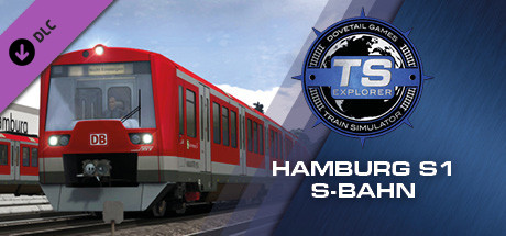 Train Simulator: Hamburg S1 S-Bahn Route Add-On cover art
