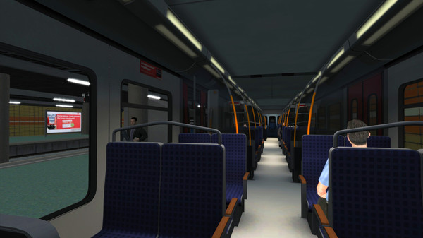 скриншот Train Simulator: Hamburg S1 S-Bahn Route Add-On 0