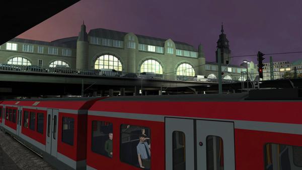 скриншот Train Simulator: Hamburg S1 S-Bahn Route Add-On 1