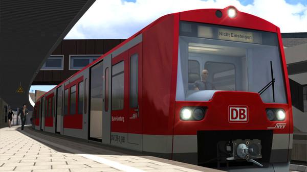 скриншот Train Simulator: Hamburg S1 S-Bahn Route Add-On 2