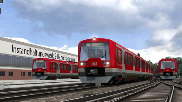 скриншот Train Simulator: Hamburg S1 S-Bahn Route Add-On 3