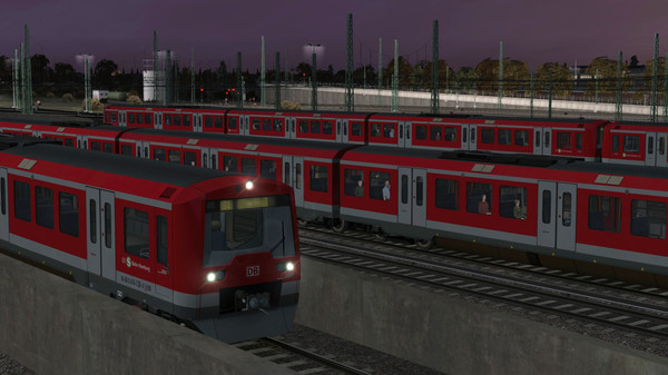 скриншот Train Simulator: Hamburg S1 S-Bahn Route Add-On 5