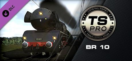 Train Simulator: DB BR 10 Steam Loco Add-On on Steam