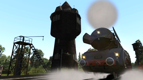 скриншот Train Simulator: DB BR 10 Steam Loco Add-On 2