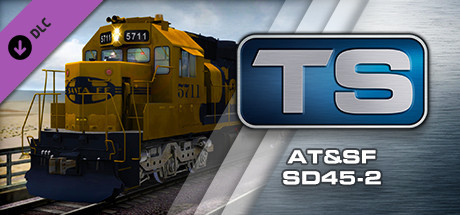 Train Simulator: AT&SF SD45-2 Loco Add-On on Steam
