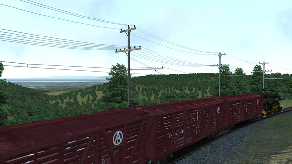 скриншот Train Simulator: Sacramento Northern: Suisun Bay – San Francisco Route Add-On 4