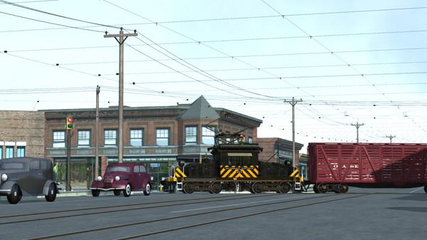 скриншот Train Simulator: Sacramento Northern: Suisun Bay – San Francisco Route Add-On 1