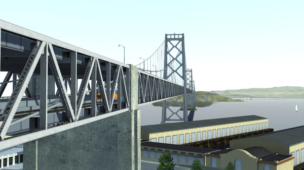 скриншот Train Simulator: Sacramento Northern: Suisun Bay – San Francisco Route Add-On 2