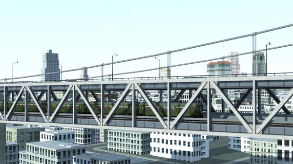 скриншот Train Simulator: Sacramento Northern: Suisun Bay – San Francisco Route Add-On 5