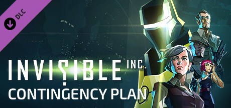 Invisible, Inc. Contingency Plan on Steam