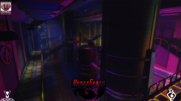 скриншот UnderEarth 2