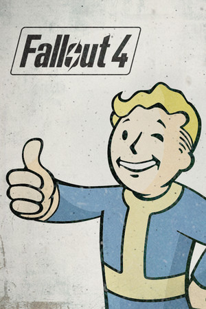 Fallout 4 poster image on Steam Backlog
