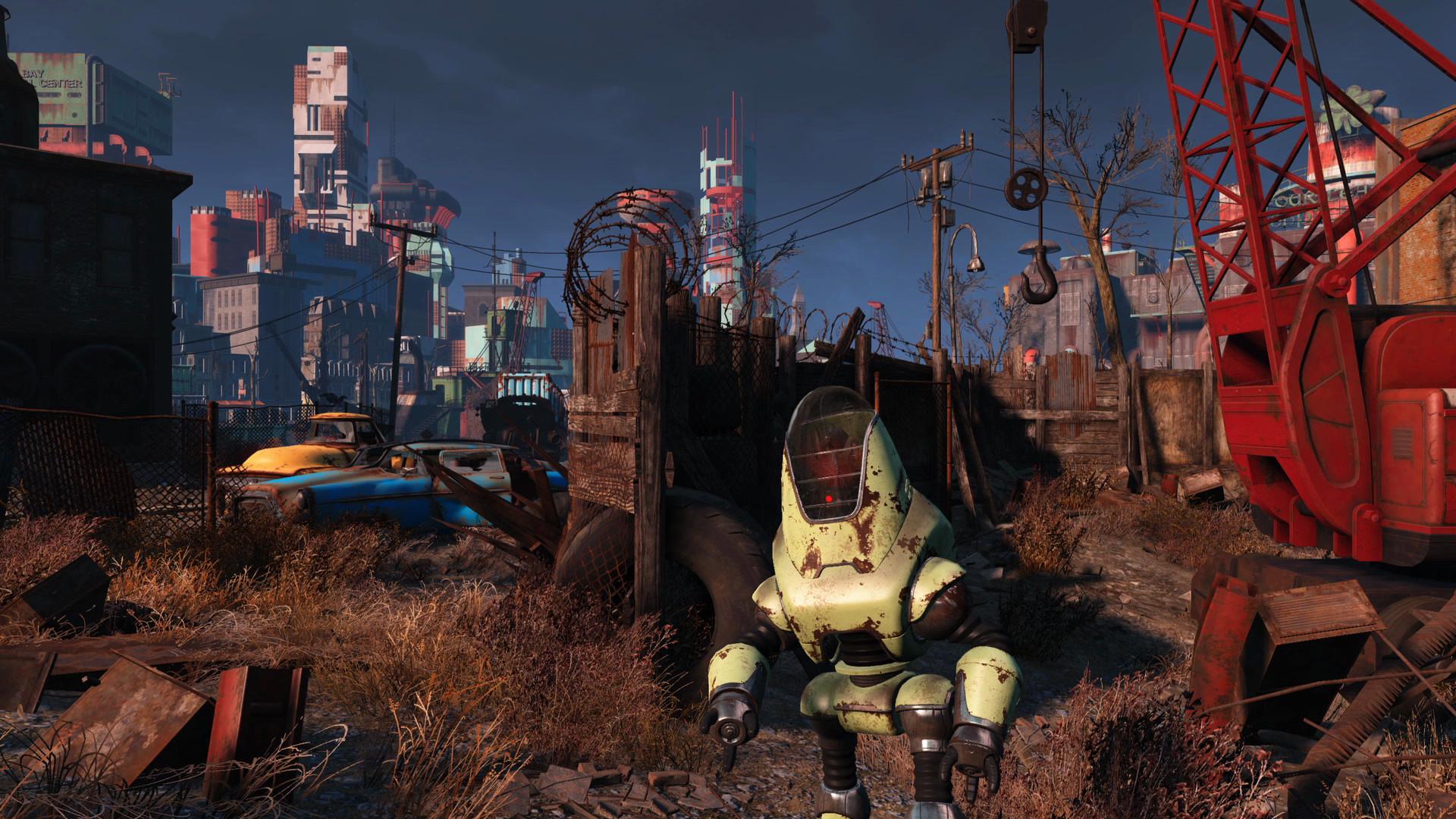 Fallout 4 ESPAÑOL PC Full + Update v1.1.30 (CODEX) + REPACK 5 DVD5 (JPW) 4