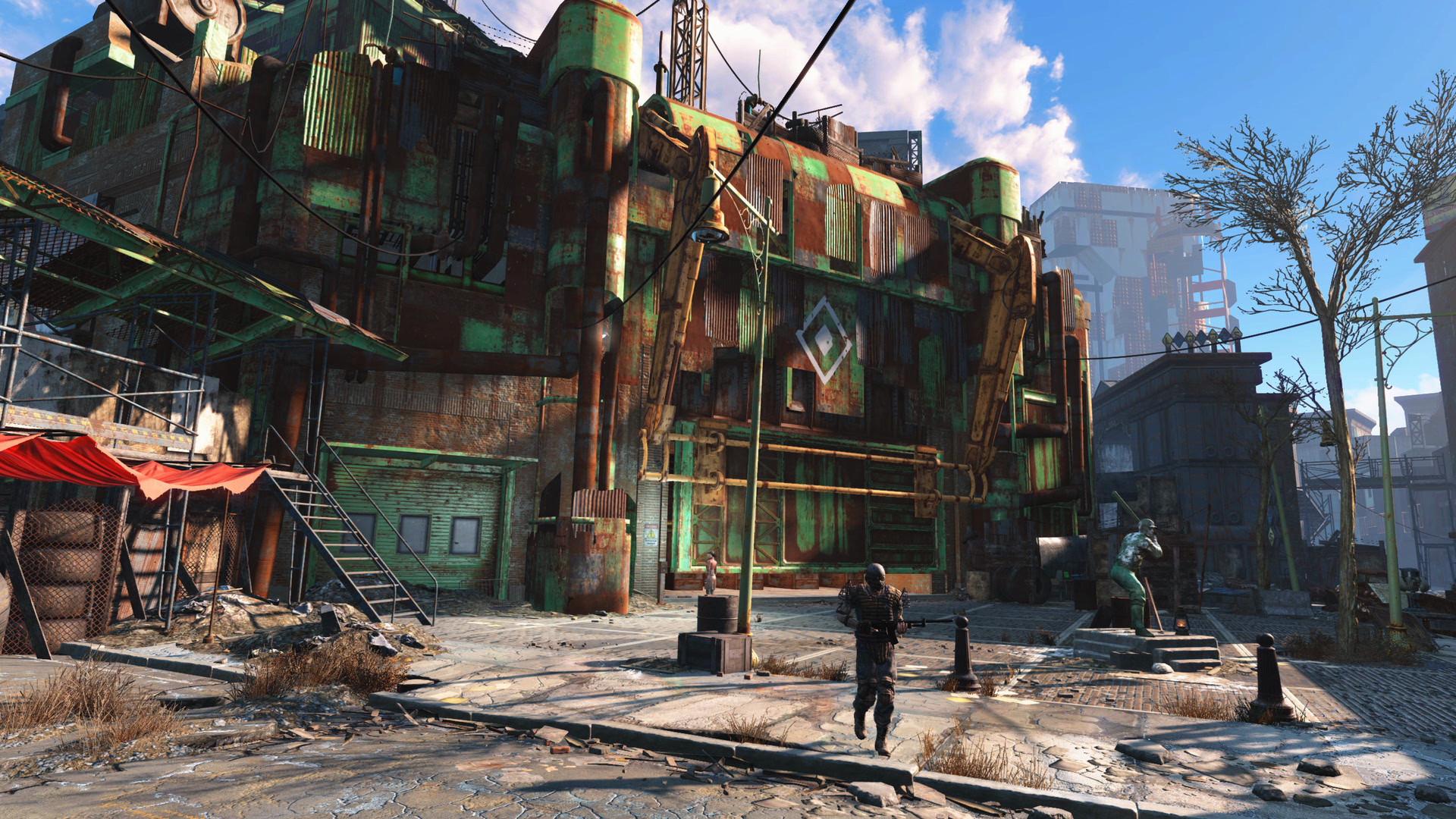 Sparen Sie 50 Bei Fallout 4 Auf Steam