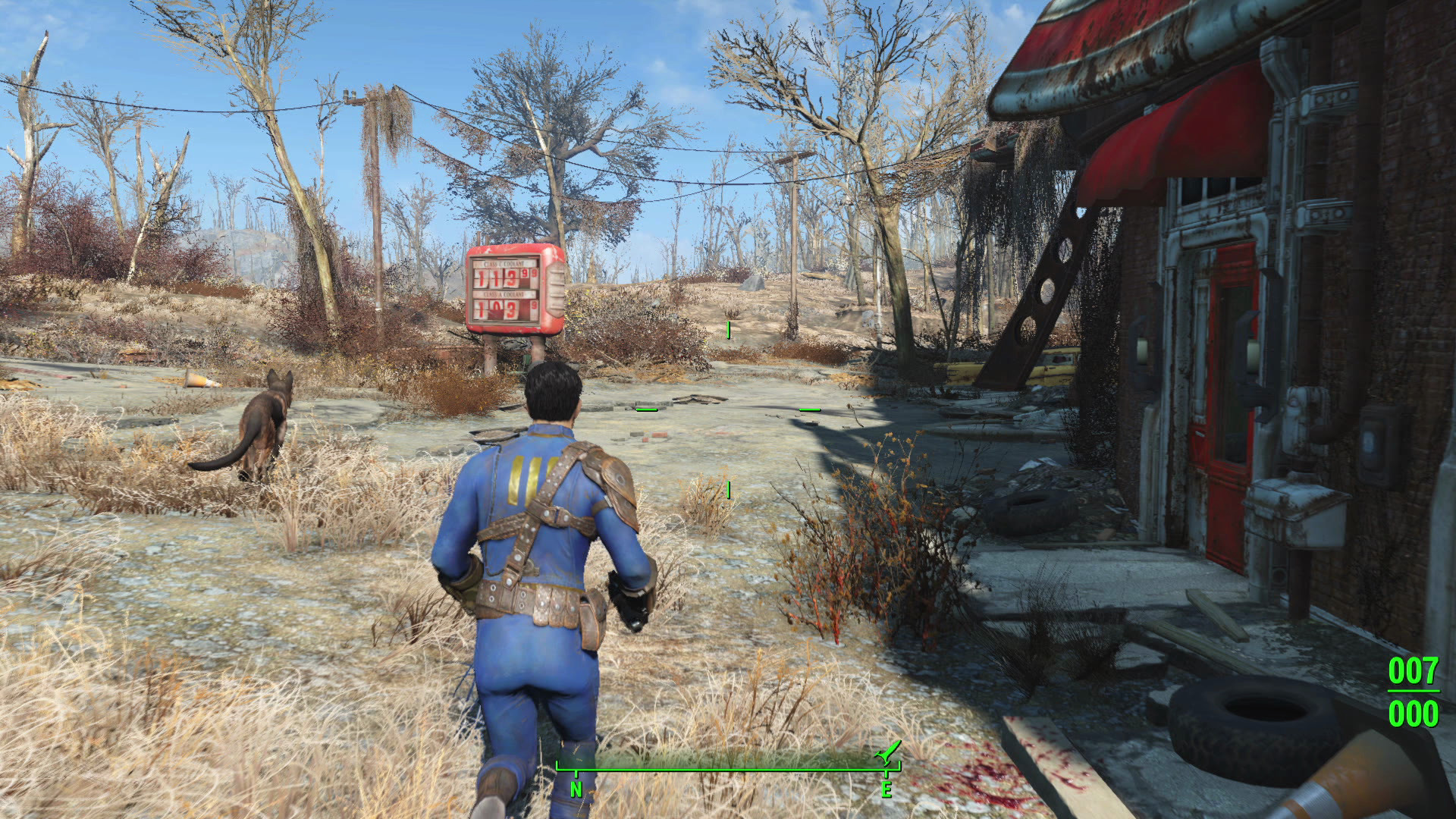 Fallout  Food Processor X