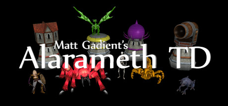 Alarameth TD on Steam