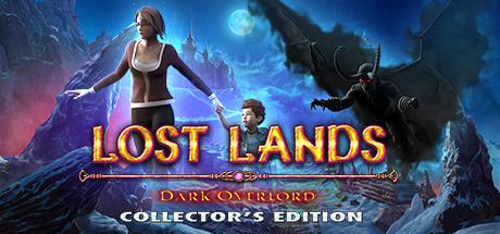 Lost Lands: Dark Overlord cover art