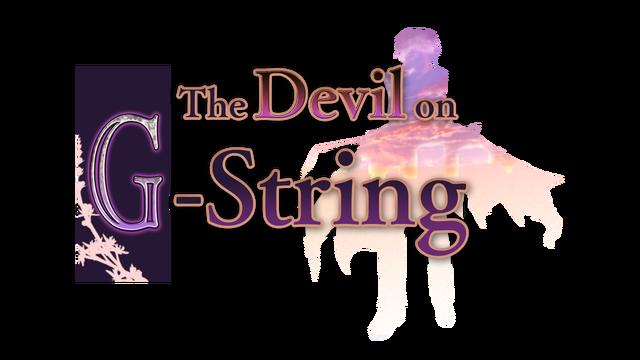 G-senjou no Maou - The Devil on G-String logo