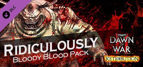 Warhammer 40,000: Dawn of War II - Retribution - Ridiculously Bloody Blood Pack