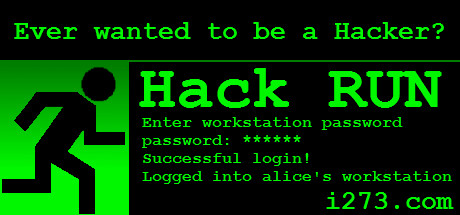 Hack RUN on Steam