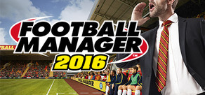 Football Manager 2016 cover art