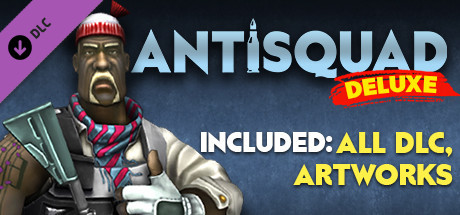 Antisquad - DELUXE Upgrade on Steam