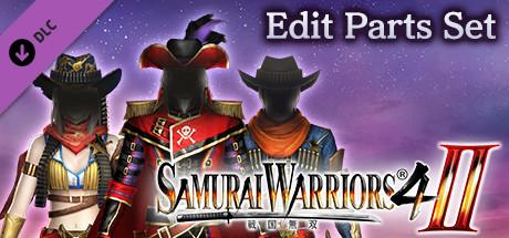 SAMURAI WARRIORS 4-II - Edit Parts Set on Steam