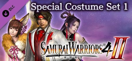 SAMURAI WARRIORS 4-II - Special Costume Set 1 on Steam