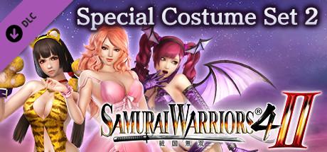 SAMURAI WARRIORS 4-II - Special Costume Set 2 on Steam