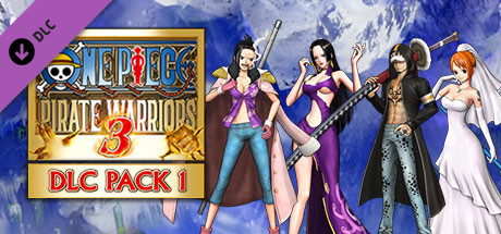 One Piece Pirate Warriors 3 DLC Pack 1