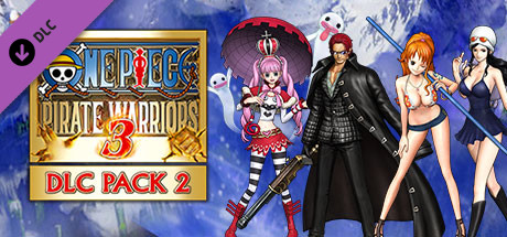 One Piece Pirate Warriors 3 DLC Pack 2