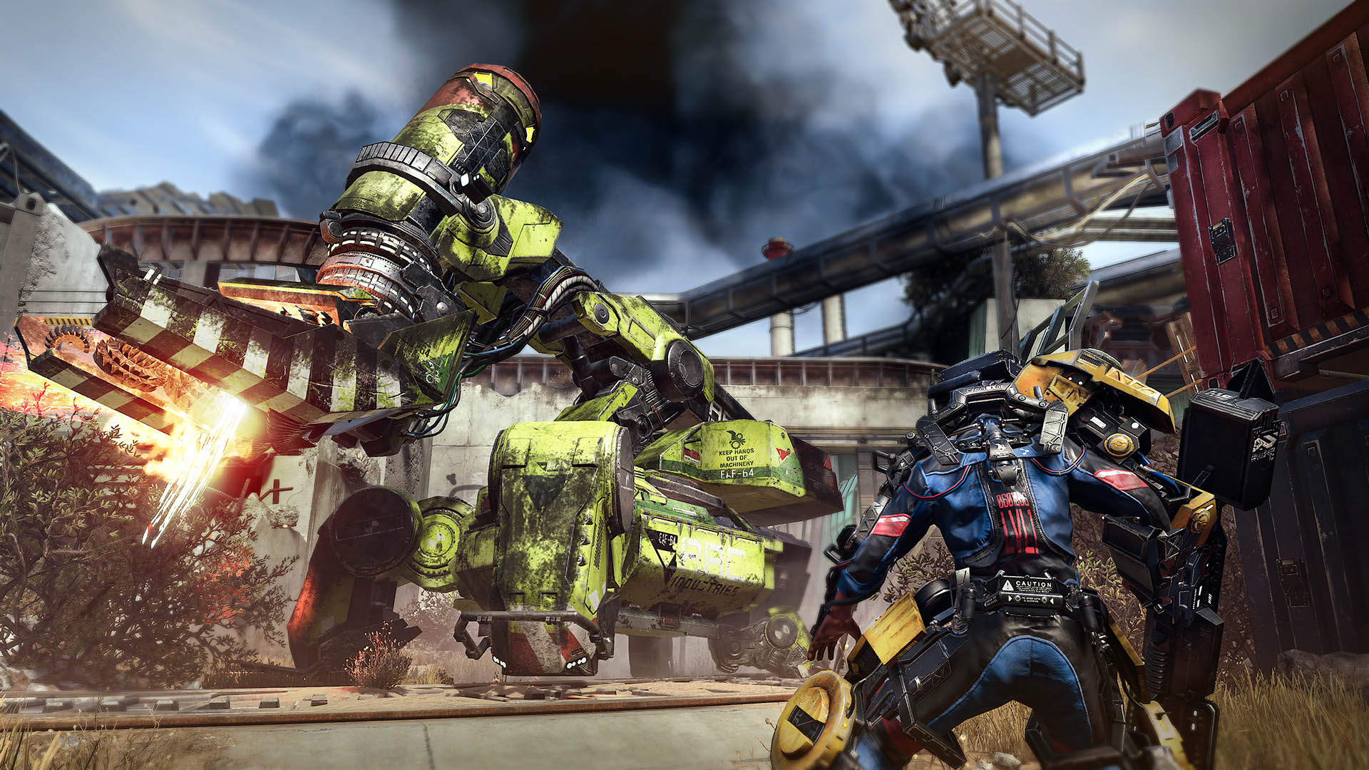 Download The surge all dlc full version