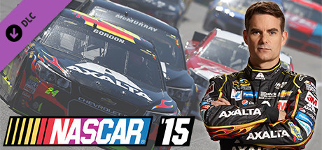 NASCAR '15 Ford and Toyota Pack 1