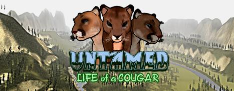 Untamed: Life Of A Cougar - 野生动物:美洲狮的生活
